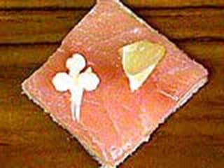 Canap s au saumon fum notre recette avec photos for Canape saumon fume
