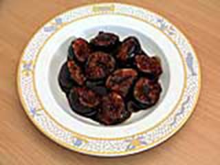 Figues r&ocirc;ties au vinaigre balsamique