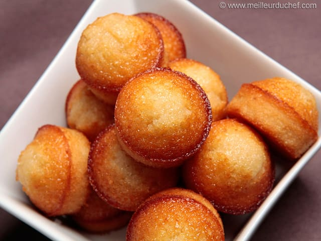 Mini Cake Moule Financier