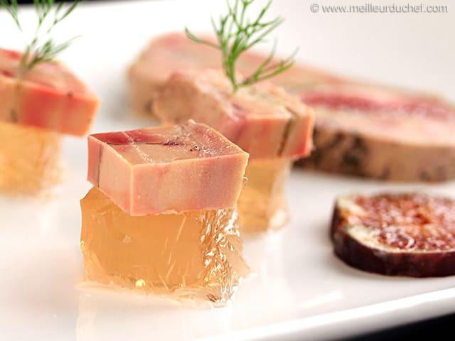 Foie gras aux figues cuit au torchon - Notre recette illustrée ...