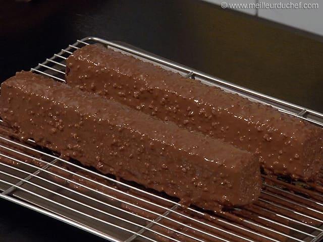gla age au chocolat fa on rocher notre recette illustr e. Black Bedroom Furniture Sets. Home Design Ideas