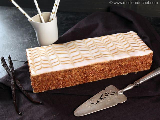 Millefeuille Wedding Cake