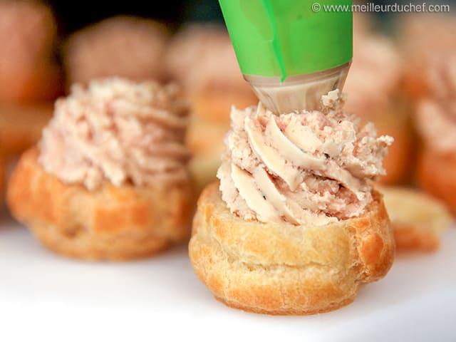 Mousse au foie gras recette de cuisine avec photos - Recette terrine foie gras ...