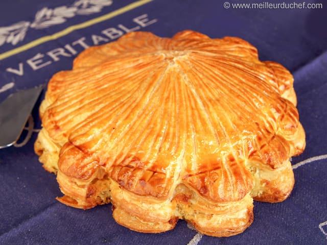 Pithiviers - Fiche recette avec photos - MeilleurduChef.com