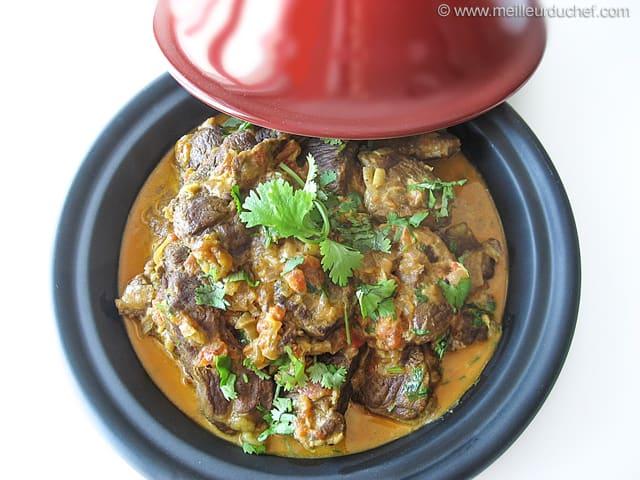 tajine de mouton au curry recette de cuisine illustr e. Black Bedroom Furniture Sets. Home Design Ideas