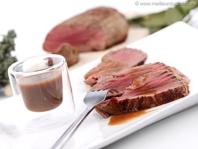 Recette viande for Viande cuisinee