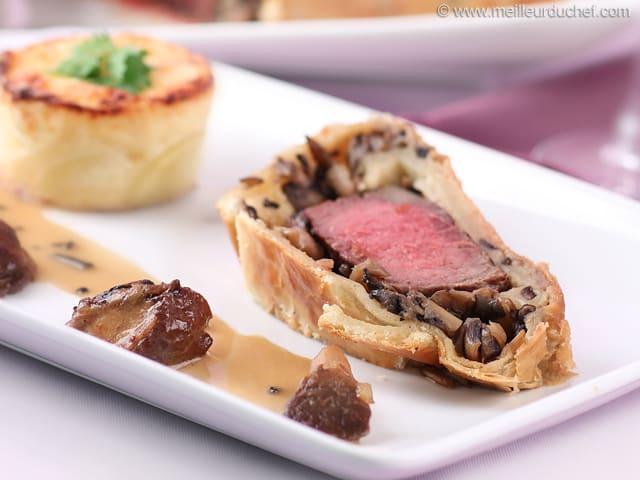 Boeuf en cro te recipe with images - Cuisiner tournedos de boeuf ...
