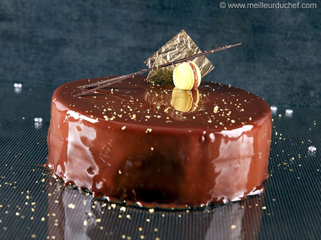 Intense Chocolate Mousse Cake Our Recipe With Photos