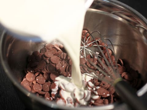 Muscadine Truffles - Our recipe with photos - MeilleurduChef.com