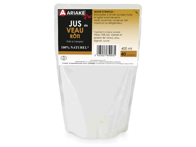 Ariake Veal Juice - 400ml - Ariake