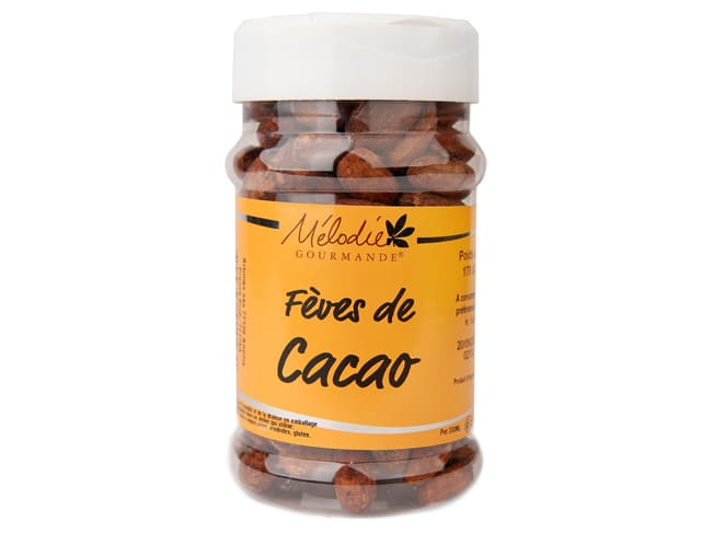 Roasted Cocoa Beans 170g - Mélodie Gourmande