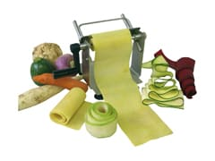 Compact Stainless Steel Slicer