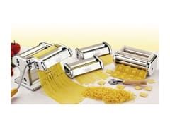 Atlas 150 Pasta Machine Set with 3 Attachments