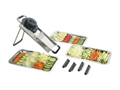 Stainless Steel Professional Mandoline Slicer - Bron Coucke