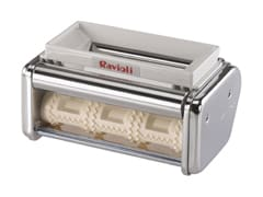 Ravioli Attachment for Atlas Pasta Machine - 3 moulds - Marcato