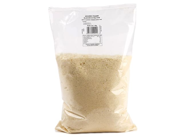 Super Fine Blanched Almond Flour - for Macarons - 1kg