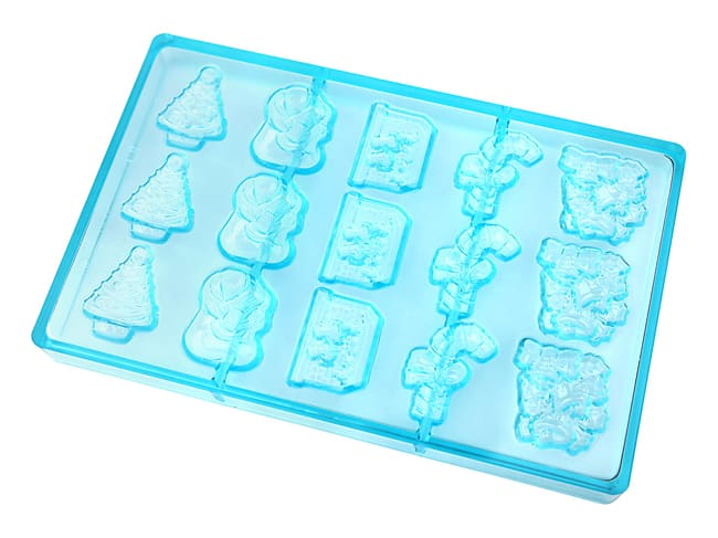 Christmas Decoration Chocolate Mould