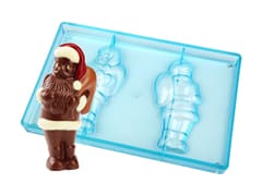 Chocolate Mould - Santa Claus