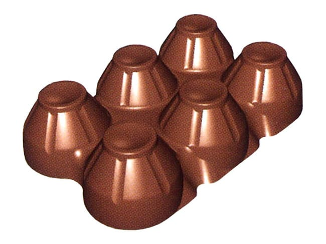Chocolate Mould - Egg Box