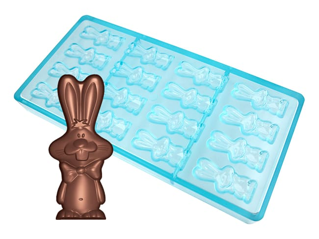 Chocolate Mould - Funny Bunny