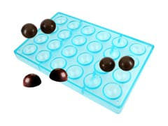 Half Sphere Chocolate Mould