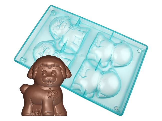 Lamb Chocolate Mould