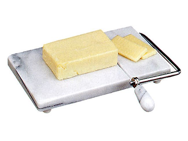Marble Cheese Board & Slicer - Chevalier Diffusion