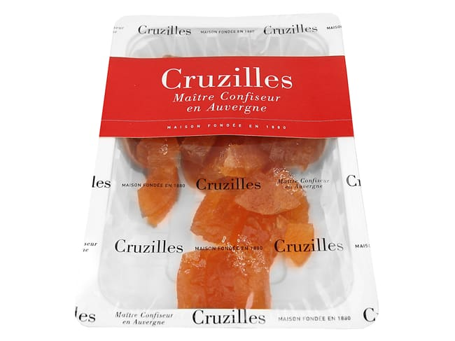 Candied Pineapple - Premium Quality - 500g - Cruzilles