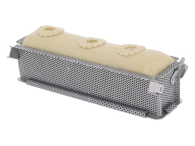 Foldable Paté Mould - 24 x 5cm - De Buyer