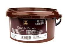 Cocoa Nibs - 1kg - Cacao Barry