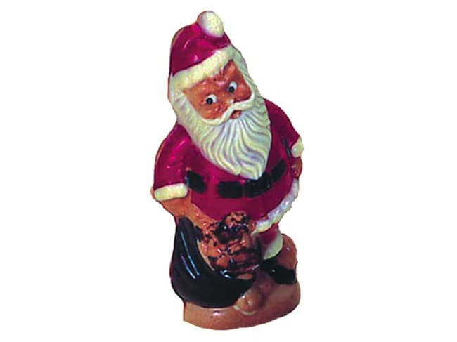 Chocolate Mould - Santa Claus - 14cm - Mallard Ferrière