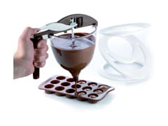 Funnel Choc Dosing Funnel Dispenser