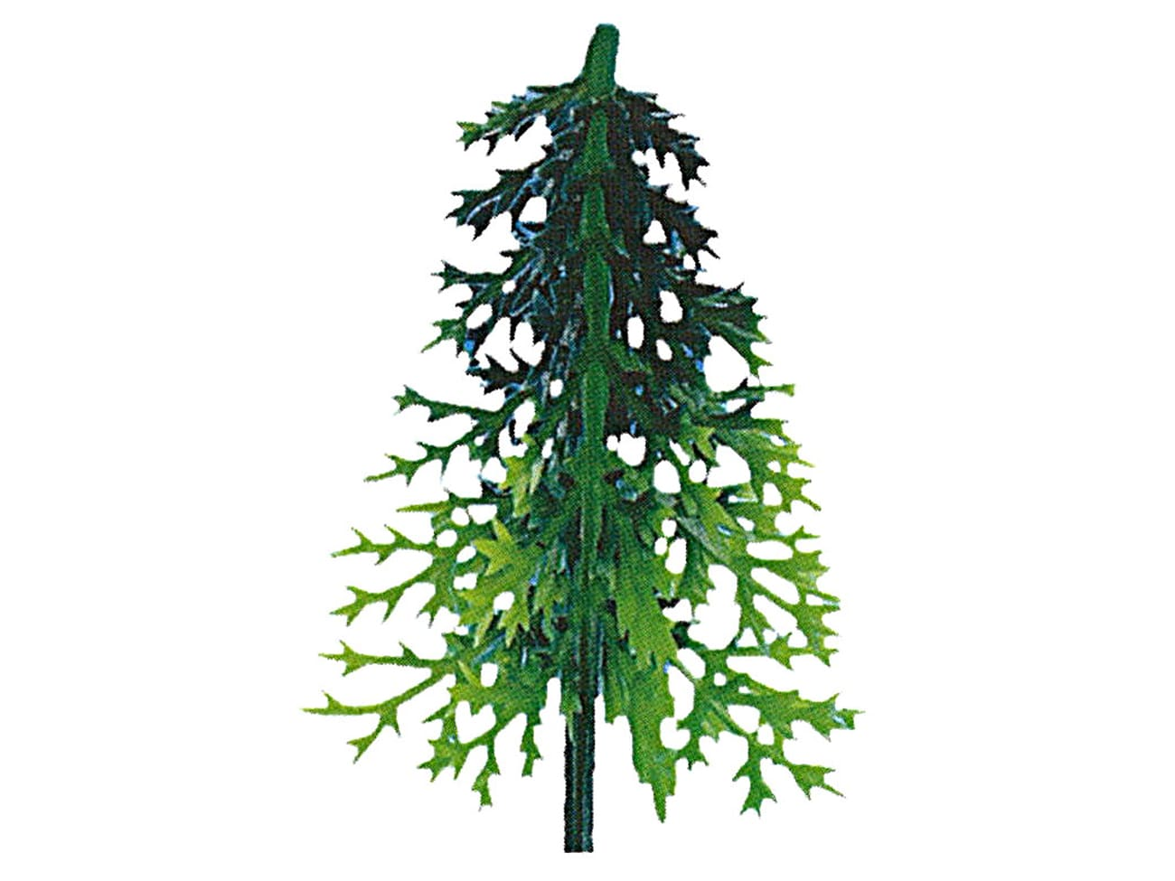 Green Christmas Tree Decorations X 100 Mallard Ferriere Meilleur Du Chef