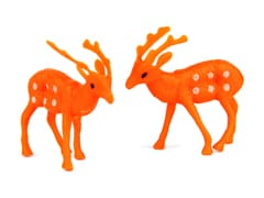 Mini Deer Cake Toppers (x 144)