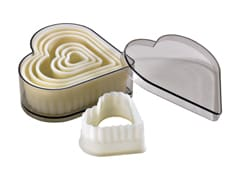 Heart Fluted Pastry Cutters