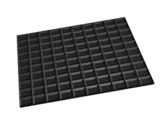 Chocolate Block Pattern Silicone Mat