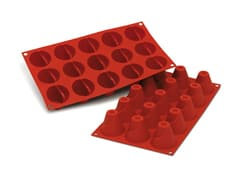 Flexible Silicone Mould - Volcano Shapes (15 cavities)