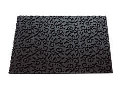 Baroque Pattern Silicone Mat