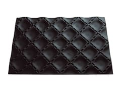 Quilted Pattern Silicone Mat - for Yule Log Silicone Mould Kit - Silikomart