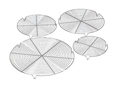 Elevated Round Cooling Rack
