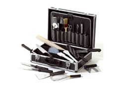 25-Piece Tool Case for the Pastry Chef