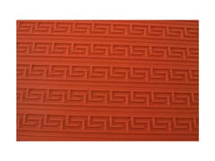 Meander Silicone Texture Mat