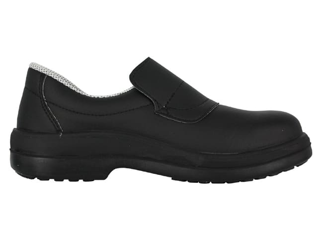 Tony Black Catering Safety Shoes - Size 39 - NORD'WAYS