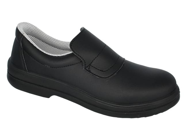 Tony Black Catering Safety Shoes - Size 41 - NORD'WAYS
