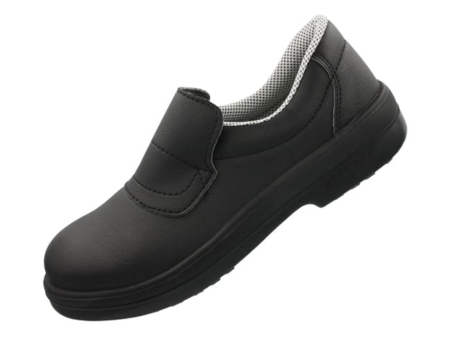 Tony Black Catering Safety Shoes - Size 46 - NORD'WAYS