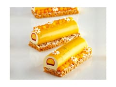 Pavoflex Non-Stick Silicone Mould - 5 Yule Logs