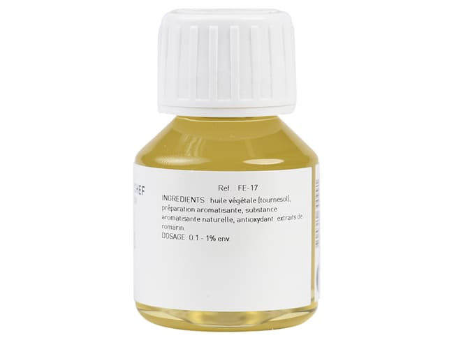 Fennel Natural Flavouring - Fat soluble - 58ml - Selectarôme