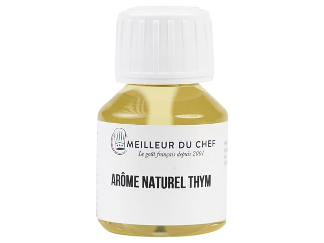 Thyme Natural Flavouring - Fat soluble - 500ml - Selectarôme