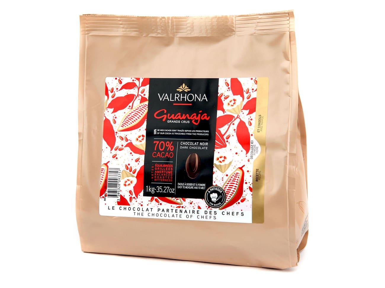 Valrhona cocoa paste