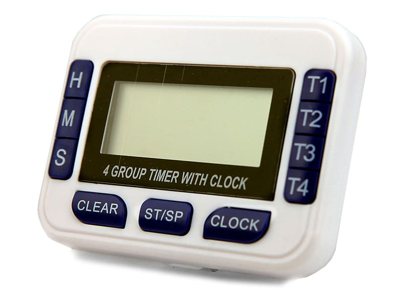 Minuteur timer digital programmable - Alla France